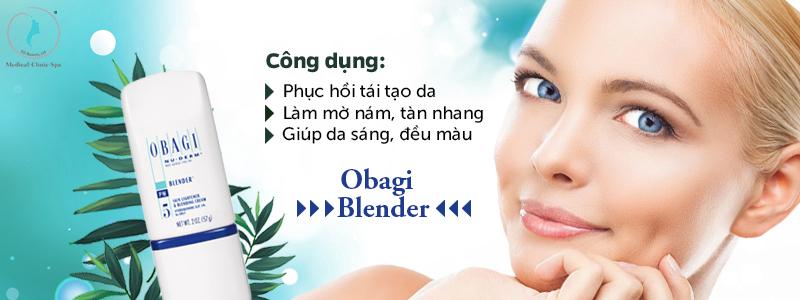 Nuderm System Medical Blender